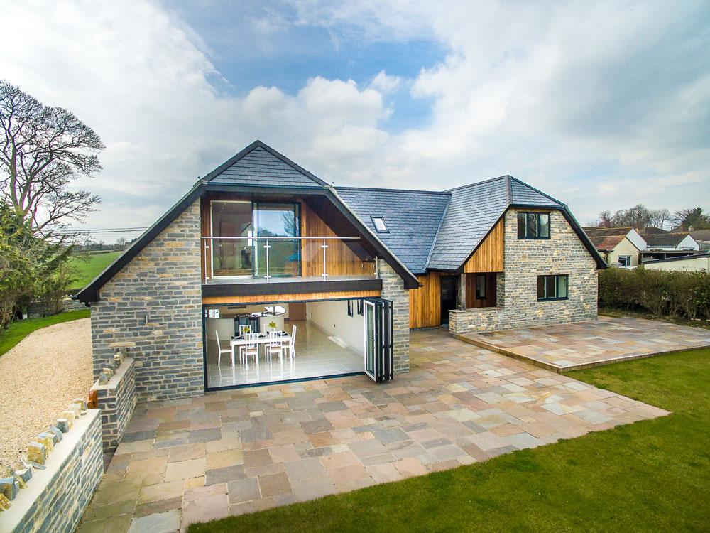 Sunnyside - New Slate Roof